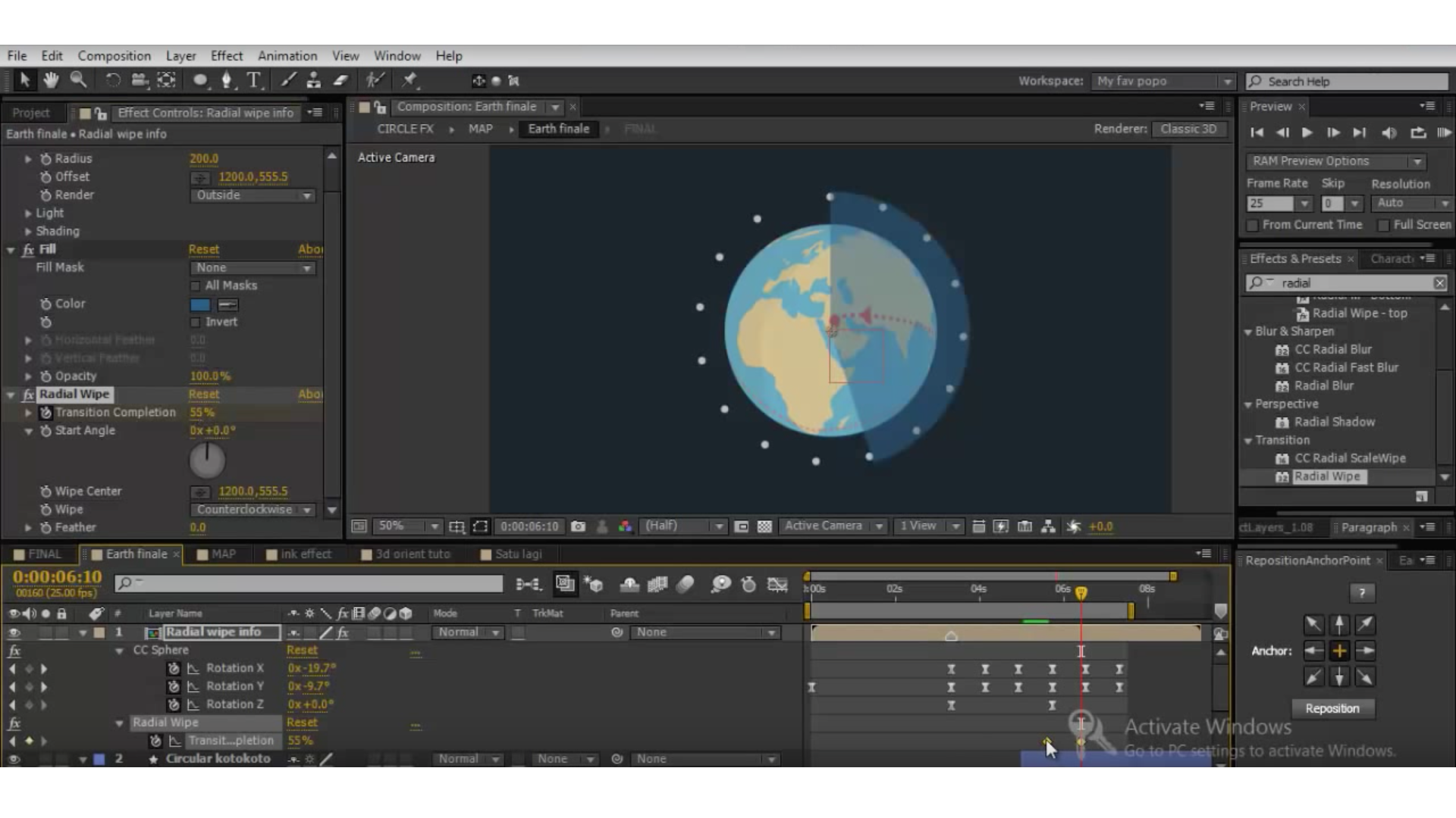shape repeater after effects