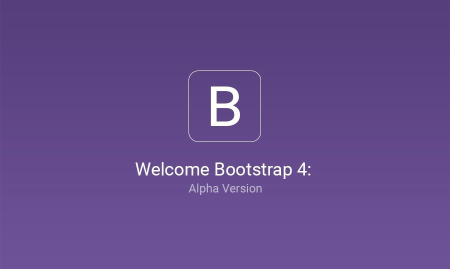 bootstrap 4 alpha release